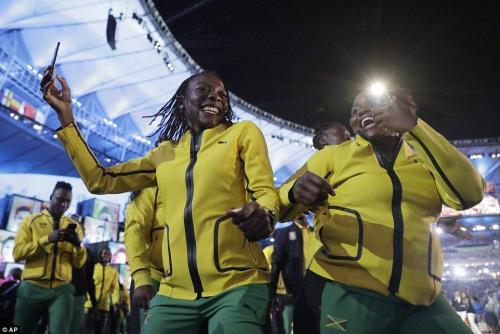 Jamaican Athletes