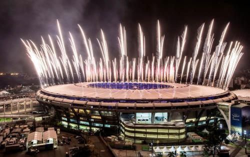 Rio-olympics Opening Ceremony