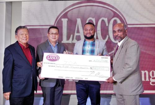 JOA Lasco Partnership Launch